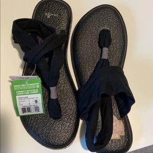 BRAND NEW Sanuk Yoga Sling 2 Sandals